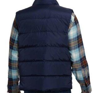 Orvis Jackets & Coats - Orvis Men's Down Vest Black Iris Size: XXL